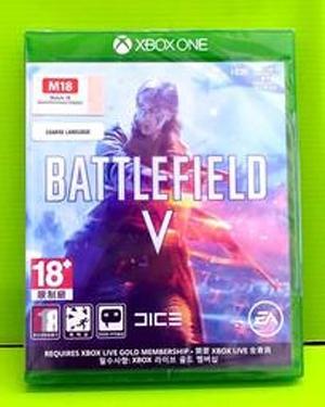 (實體版)Xbox One 戰地風雲 5 Battlefield V 中文版