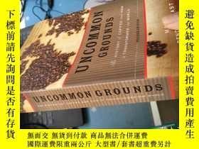 二手書博民逛書店Uncommon罕見Grounds: The History O