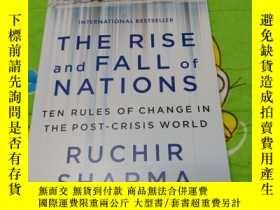二手書博民逛書店The罕見Rise and Fall of NationsY23
