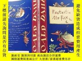 二手書博民逛書店fantastic罕見mr fox:太棒了福克斯先生:Y200392