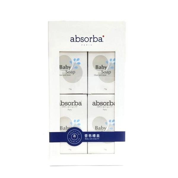 奇哥 Absorba香皂禮盒【德芳保健藥妝】