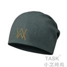 TASK艾蘭沃克Alan Walker防風棉帽薄款堆堆帽男女圍脖頭巾02-0004 小艾新品