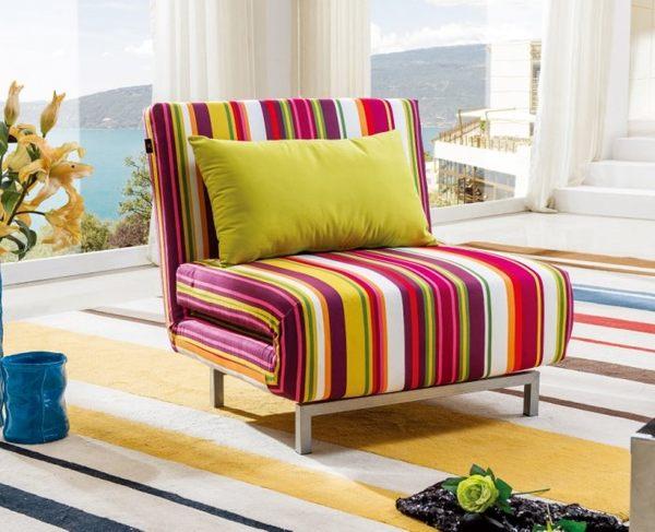 【南洋風休閒傢俱】沙發床系列 -優娜單人沙發床 耐用沙發床 坐臥兩用床 套房沙發 (JF199-2)