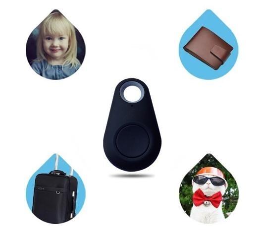 【圓形鑰匙防丟定位器】水滴形藍牙鑰匙尋找器 Key finder 寶寶定位器 錢包防丟 NF