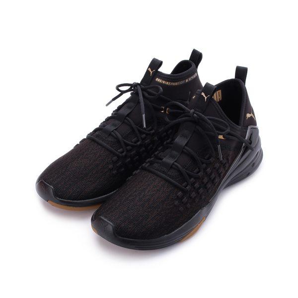 PUMA MANTRA FUSEFIT DESERT 襪套式休閒運動鞋 黑 191576-01 男鞋