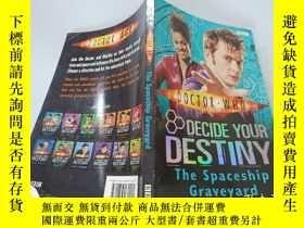 二手書博民逛書店The罕見Spaceship Graveyard:宇宙飛船墓地Y200392