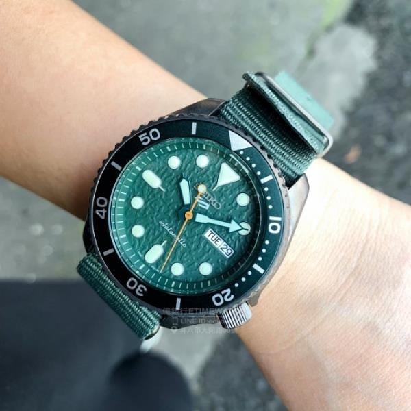 【南紡購物中心】Seiko 5 Sports次世代重生話題系列自動機械腕錶4R36-07G0H/SRPD77K1公司貨