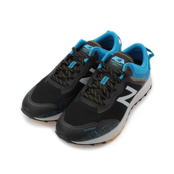 NEW BALANCE ARISHI TRAIL 4E 越野跑鞋 黑灰藍 MTARISG1 男鞋