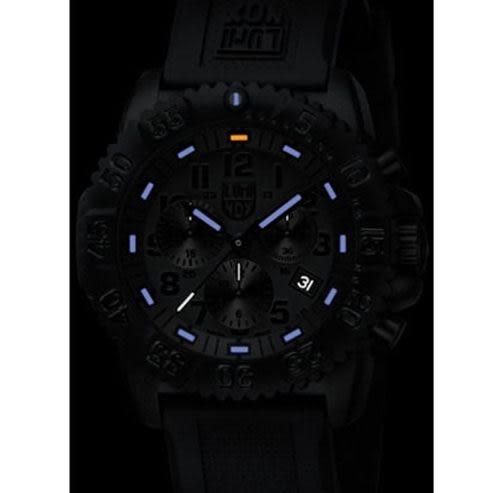 【萬年鐘錶】LUMINOX 雷明時 海豹系列 LM-A3081.BO
