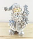 【震撼精品百貨】聖誕節佈置商品-聖誕吊飾-飾品/擺飾-藍銀白色-禮物