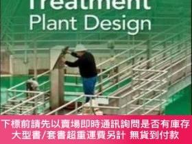 二手書博民逛書店Water罕見Treatment Plant Design Fifth EditionY464532 Amer