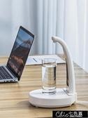 抽水器 桶裝水抽水器桌面USB充電純凈飲水機家用壓水器礦泉自動吸上水器