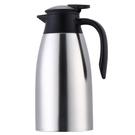 水壺 加厚不銹鋼保溫瓶家用保溫壺大容量歐式真空開水壺熱水瓶冷水壺2L【快速出貨八折鉅惠】