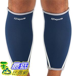 [美國直購] 漸進式壓力腿套 Premium Compression Calf Sleeve (2pcs)