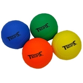 TROPS 發泡安全棒球(9cm)【愛買】