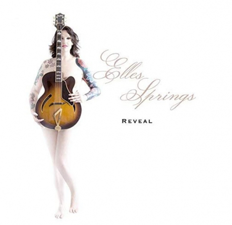 【停看聽音響唱片】【黑膠LP】Elles Springs:Reveal (LP+CD)