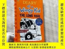 二手書博民逛書店DIARY罕見of a Wimpy Kid THE LONG HAUL 32開【內頁幹凈】Y10893 DIA
