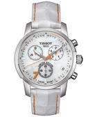 TISSOT 天梭 PRC200 璀燦真鑽限量計時手錶 T0144171611600