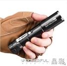 手電筒 銳尼超亮手電筒可充電戶外小強光USB迷你小型超長續航便攜遠射燈 晶彩 99免運