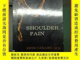 二手書博民逛書店英文書罕見shoulder pain 肩痛Y16354 詳情見圖片 詳情見圖片
