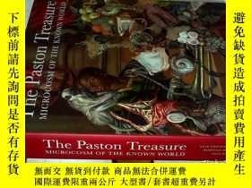 二手書博民逛書店The罕見Paston Treasure MICROCOSM O