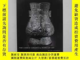 二手書博民逛書店紐約蘇富比2011秋拍圖錄:中國瓷器及工藝精品,Fine罕見ch