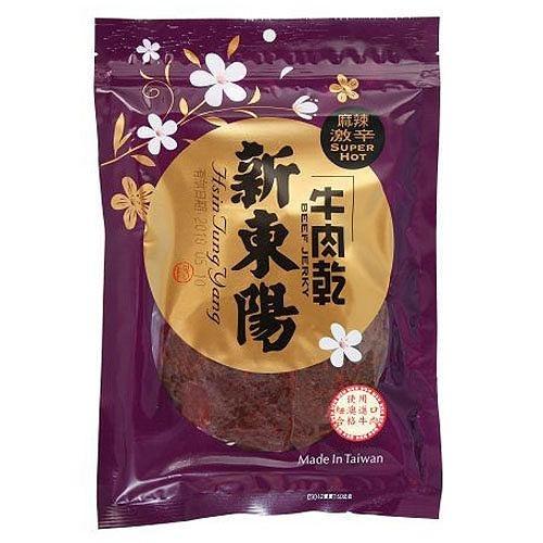 新東陽牛肉乾-麻辣口味100g【愛買】
