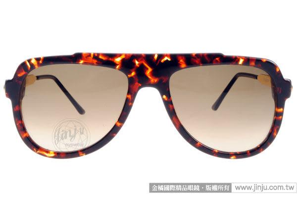 THIERRY LASRY太陽眼鏡#STAMINY 420 琥珀 (免運) 法國頂級品牌-LADYGAGA御用