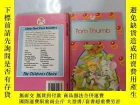 二手書博民逛書店Tom罕見Thumb:湯姆拇指Y200392