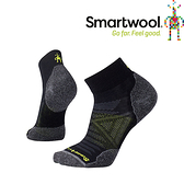 【SmartWool 美國 男款 Phd戶外輕量減震低筒襪《黑》】SW001066/排汗襪/保暖襪/抗臭襪