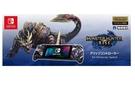 [哈GAME族]預購品 4/26發售預定 魔物獵人專業手把 HORI 專業控制器手把 握把 AD21-001 魔物獵人 崛起