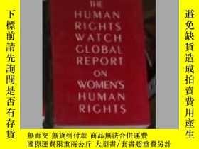 二手書博民逛書店The罕見Human Rights Watch Global R