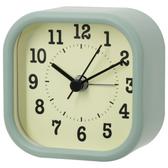 鬧鐘 金屬暖色綠 TW-8955 NITORI宜得利家居