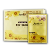 【Sesedior】蜂毒胜肽煥顏緊緻面膜60片-緊實彈力 御用保養品 抗老保濕美白 蜂膠蜂王漿