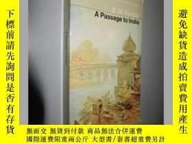 二手書博民逛書店A罕見Passage To India by E.M. Fors