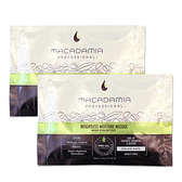 【即期品】(2入) Macadamia Professional 瑪卡奇蹟油 輕柔髮膜 30ml
