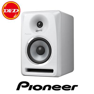 (現貨) Pioneer DJ S-DJ50X-W 5吋主動式監聽喇叭 白 (單支) 公司貨