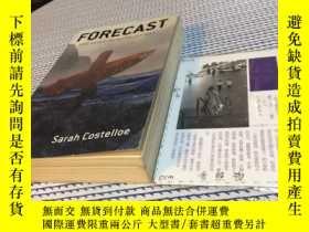 二手書博民逛書店英文原版罕見forecast : some secrets ar
