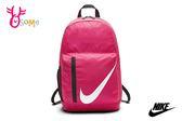 NIKE ELEMENTAL 後背包 運動背包 學生背包 筆電包(附筆袋) A0460#粉紅◆OSOME奧森鞋業