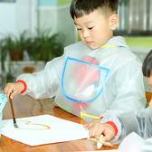 兒童繪畫防污反穿衣 塗鴉 防髒 圍裙 幼兒園 美術 畫畫衣 防水 罩衣 吃飯衣 圍兜【G75】MY COLOR