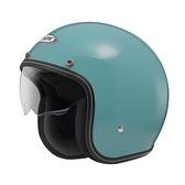 ZEUS 瑞獅安全帽,ZS-388,zs388,素色/淺藍灰
