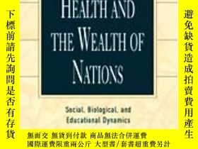 二手書博民逛書店Developmental罕見Health And The Wealth Of Nations: Social B