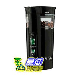 [104 美國直購] Mr. Coffee  咖啡磨豆機 IDS77 Electric Coffee Grinder with Chamber Maid Cleaning System, Black