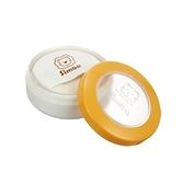 小獅王辛巴 simba 雙層造型粉撲盒-橘色