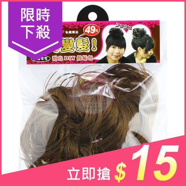 Dadaisun 假髮圈束(#392奶茶棕)1入【小三美日】$19