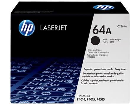 CC364A HP 64A 原廠黑色碳粉匣 適用 P4014/P4015/P4515