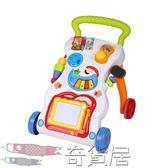 嬰兒學步車手推車9-18個月兒童寶寶帶音樂多功能防側翻玩具