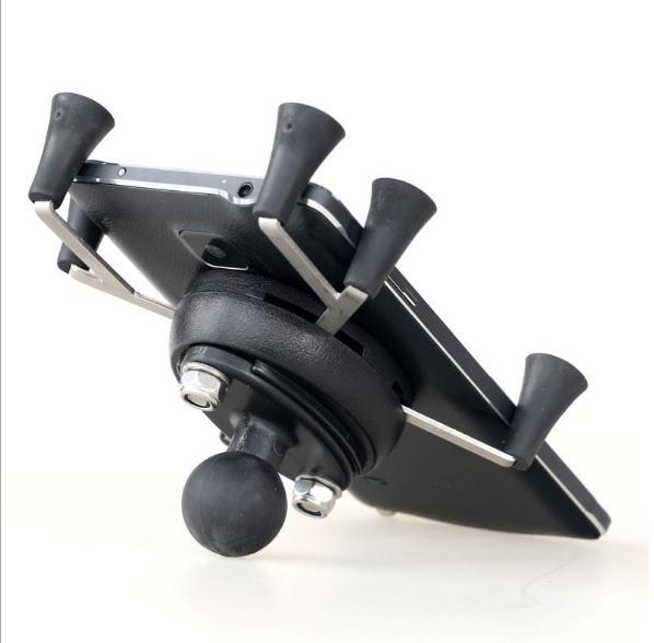 光華商場。包你個頭【DOGAIN】摩托車 腳踏車 六爪手機架 (固定架) 後照鏡