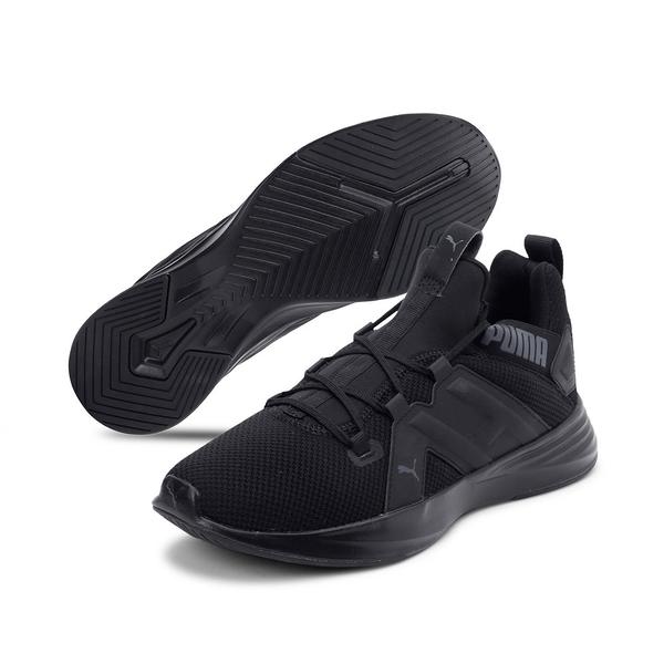 PUMA CONTEMPT DEMI 男款黑色LOFGO高腳踝黑色慢跑鞋-NO.19316001