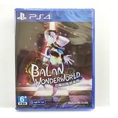 PS4 巴蘭的異想奇境 中文版 公司貨 Balan Wonderworld